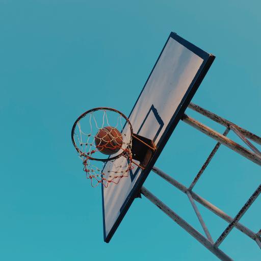 篮球 投篮 球网 篮筐 运动