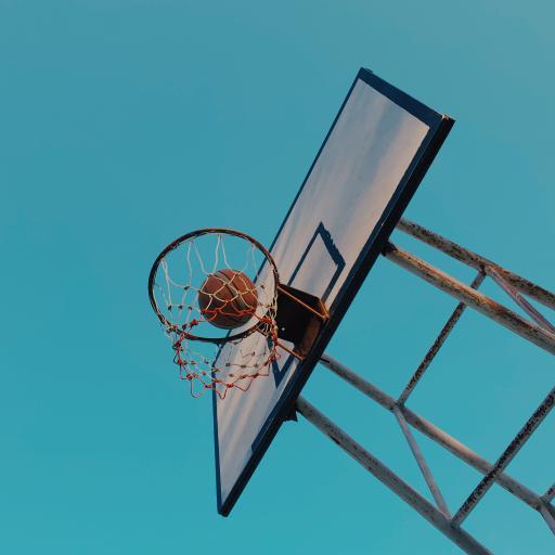籃球 投籃 球網 籃筐 運動