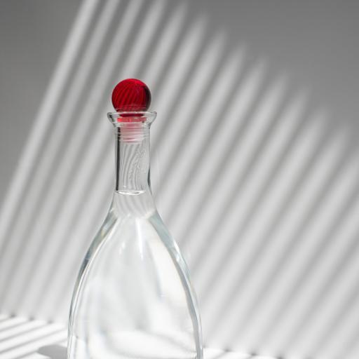 玻璃瓶  静物 光影 容器