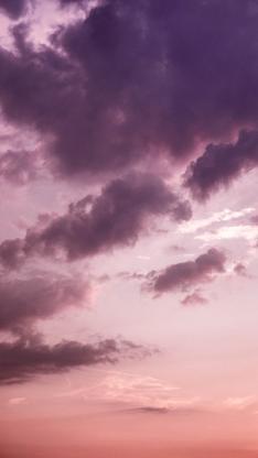 云彩 云海 天空 渐变