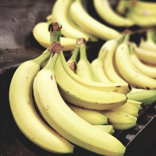 香蕉 水果 新鲜 果实
