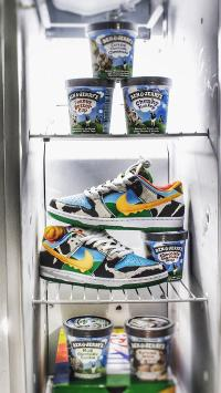 Nike 板鞋 冰激凌DUNK SB