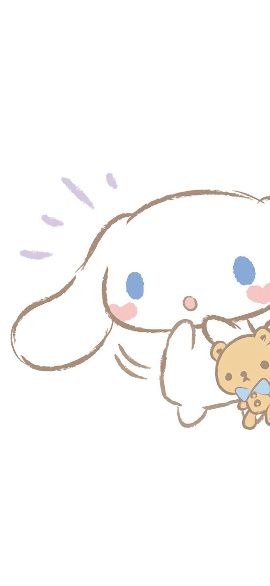 玉桂狗 卡通 可愛 小熊