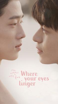 你的目光所及之处 韩剧 电视剧 海报 同性