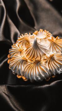 甜品 糕點 奶霜 裱花
