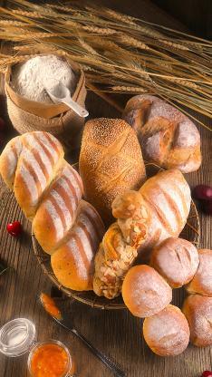 烘焙 面包 法式 点心
