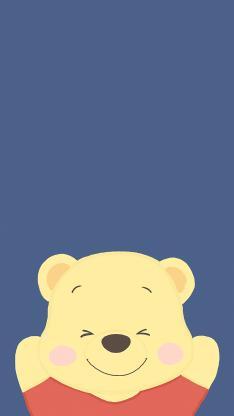 可爱 维尼熊 迪士尼 小熊