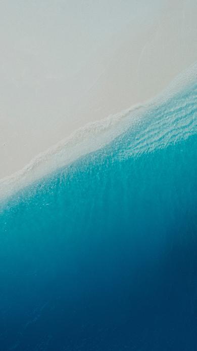 海岸 沙滩 海水 海浪
