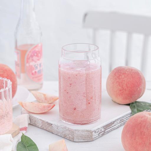 桃子汁 果实 水果 果汁 果肉