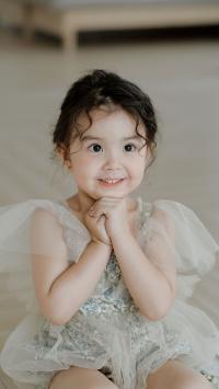 艾玛 宝宝 EMMA 小女孩 儿童 可爱
