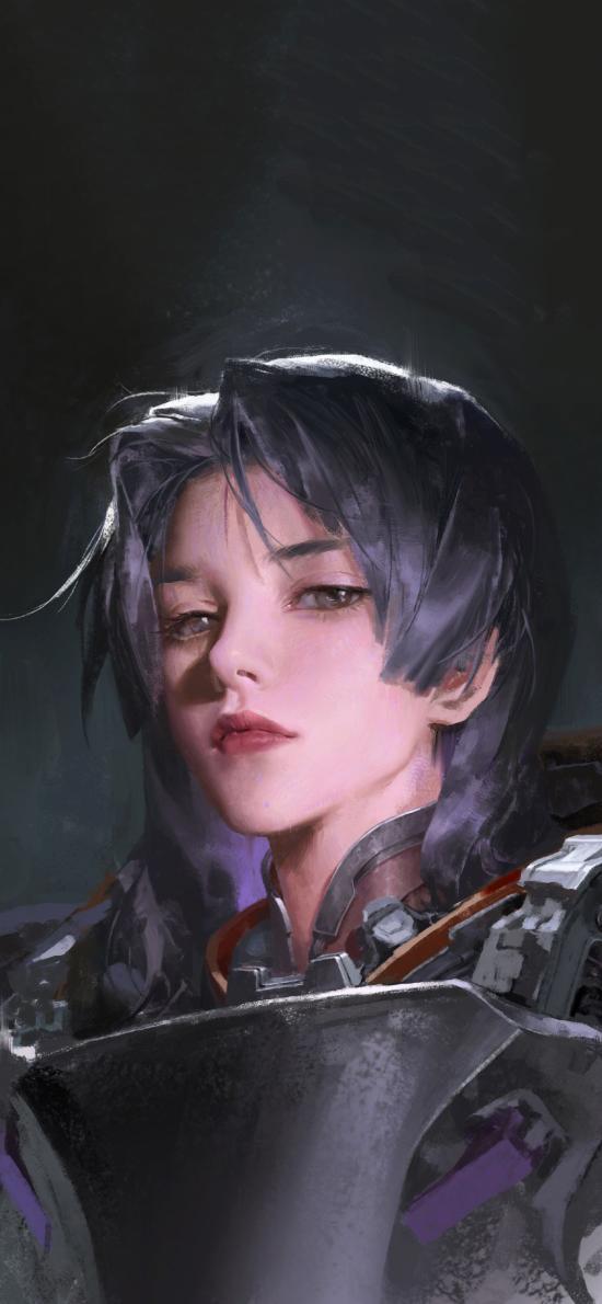 人物 CG原画 艺术 色彩