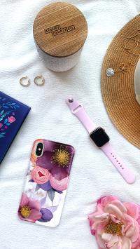 静物 手机 iPhone 手表