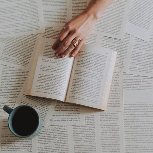 静物 书本 学习 咖啡