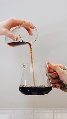 饮品 咖啡 黑咖 提神