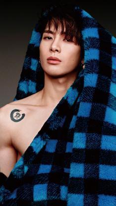 王嘉尔 GOT7 歌手 偶像 明星 肌肉