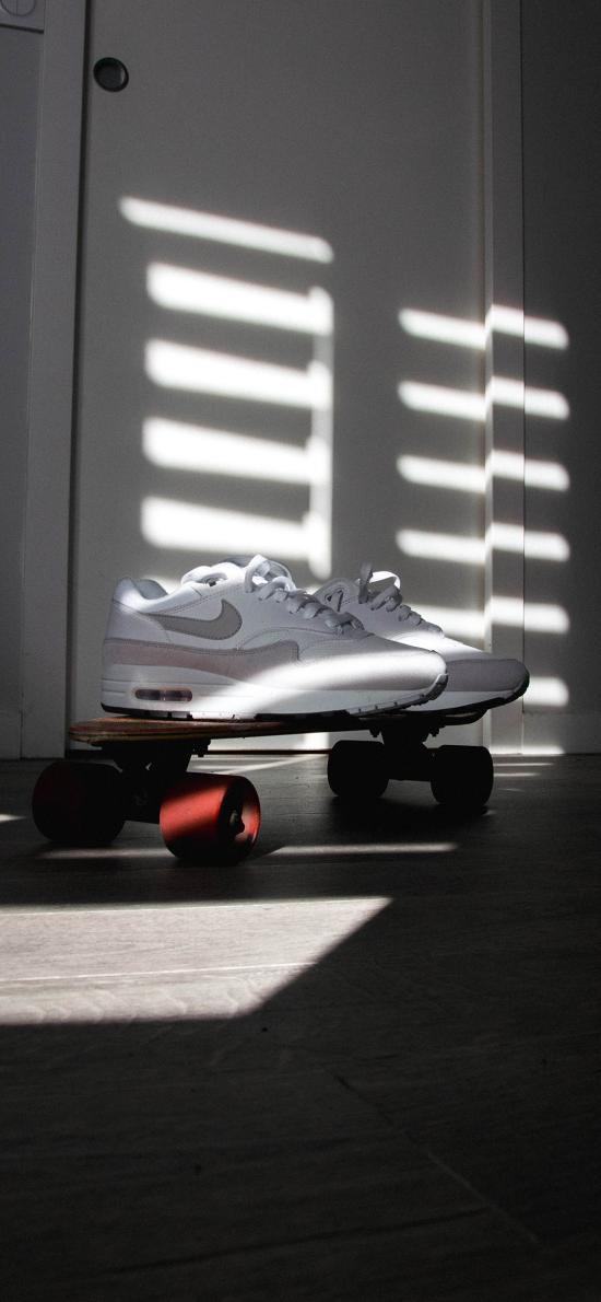 球鞋 運動鞋 耐克 滑板 光