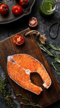 食材 海鲜 蛙鱼 圣女果