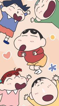 蜡笔小新 日漫 卡通 动画