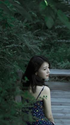 高圆圆 女神 台湾 演员 明星 背影