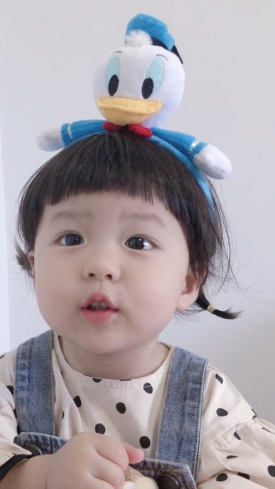 网红 童模 丸子妹 可爱