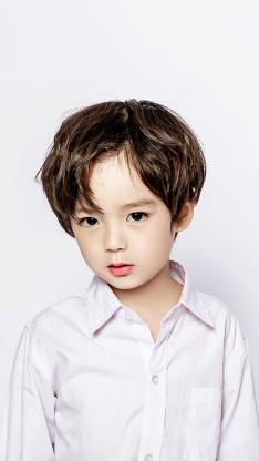 陈天雨 演员 童星 写真 小男孩