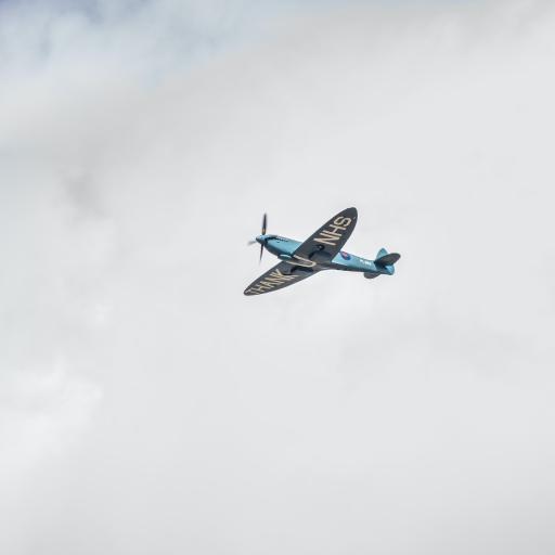 飞机 飞行 航空 战斗机 螺旋桨