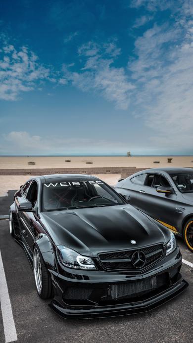 汽车 豪车 奔驰 AMG