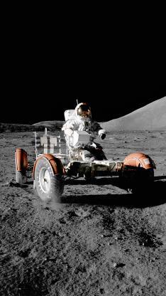 宇航员 太空 行驶 科学 探索