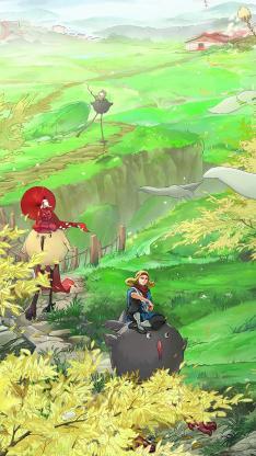 妙先生 漫画 国产动画 绘画 丁果