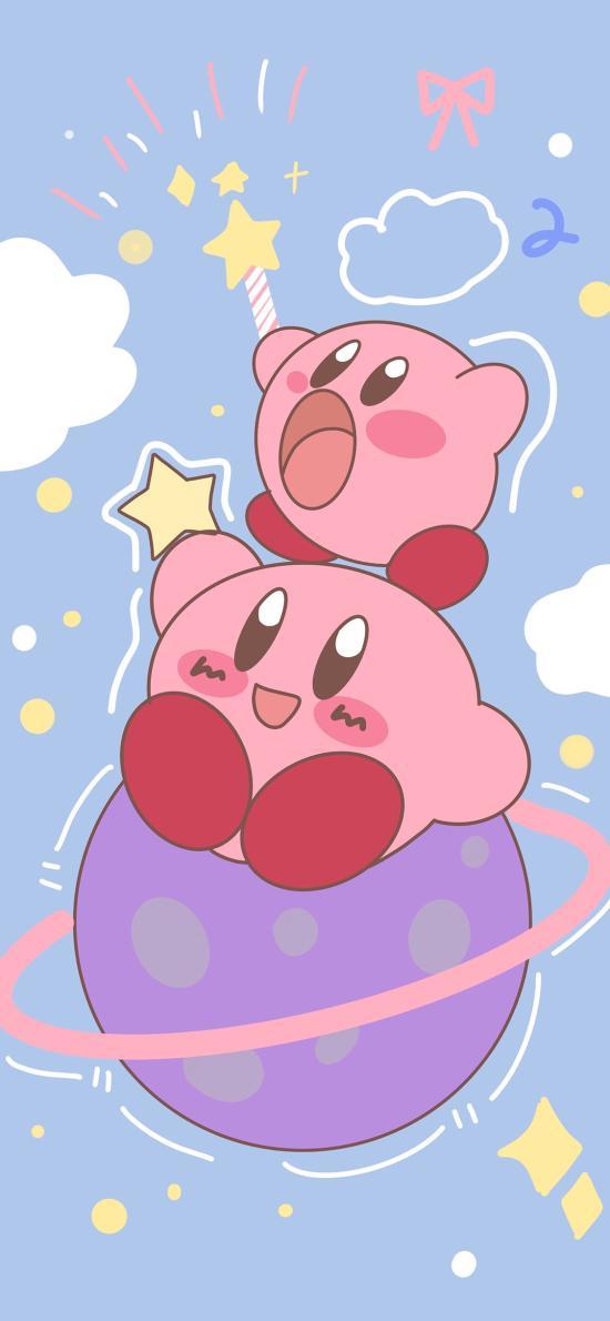 日漫 精灵宝可梦 星之卡比 粉色