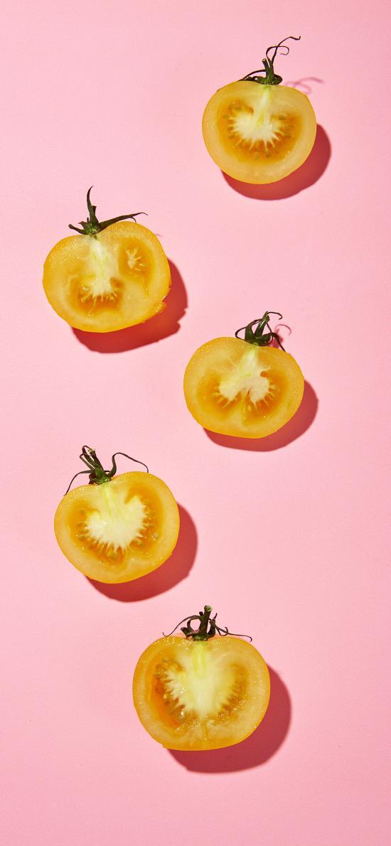 果蔬 圣女果 小番茄 黄色