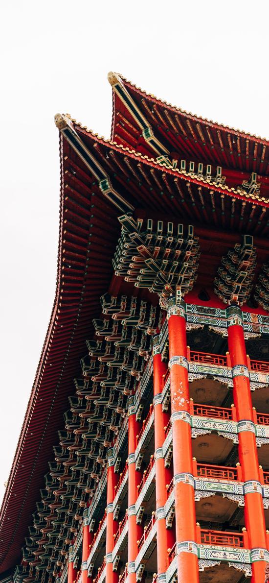建筑 古风 设计 塔楼