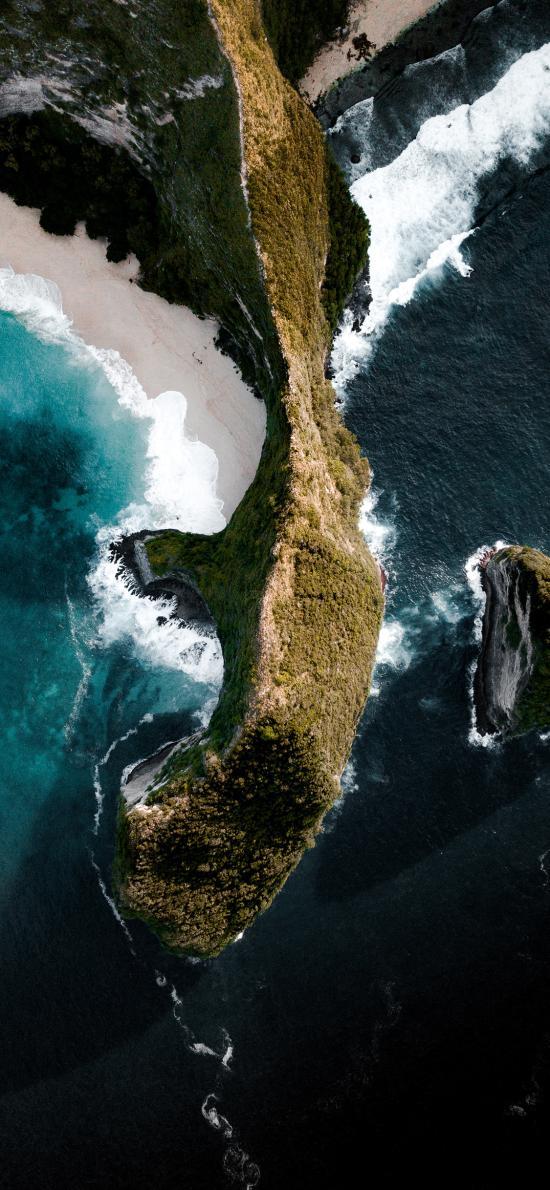 海岛 大海  海岸 海峡 海浪 海洋