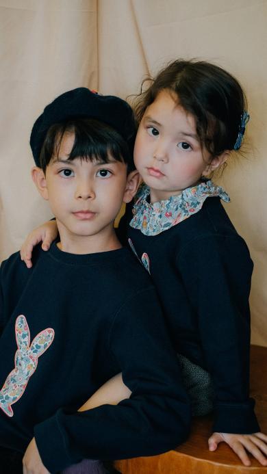 兄妹 艾玛 EMMA 小孩 孩子