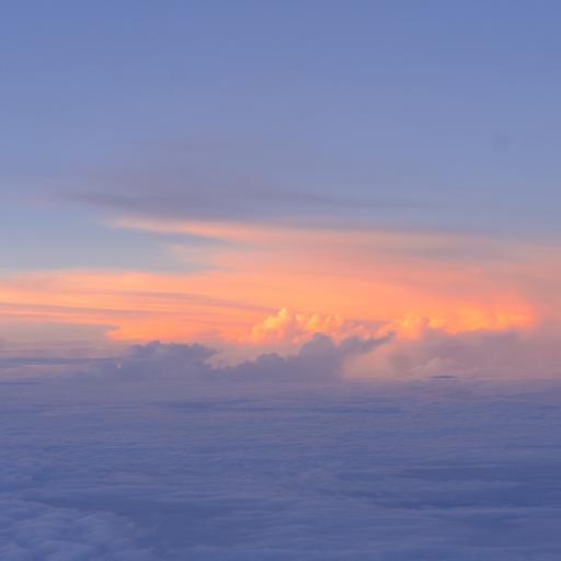 云层 云朵 天空 蓝色 光