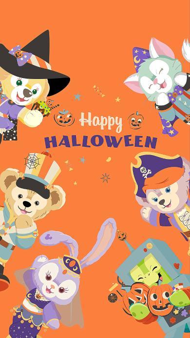 万圣节 迪士尼 星黛露 Halloween