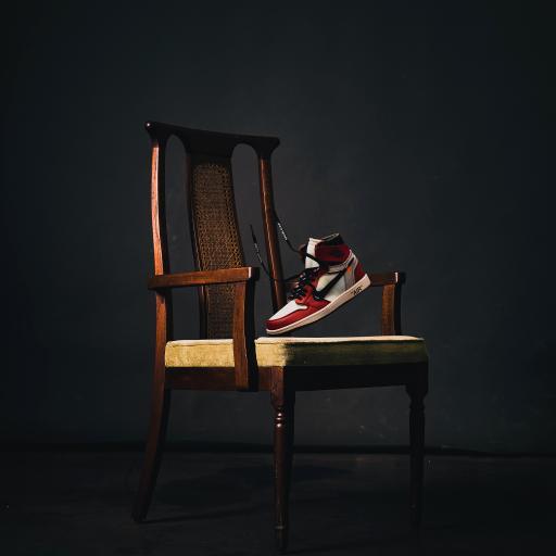 AJ 运动鞋 球鞋 潮牌 椅子