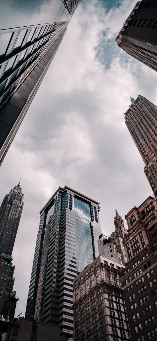 建筑 高楼大厦 城市 都市