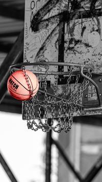 投篮 篮球 网 球框 涂鸦 篮板