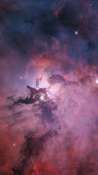 宇宙 太空 星云 银河 星空