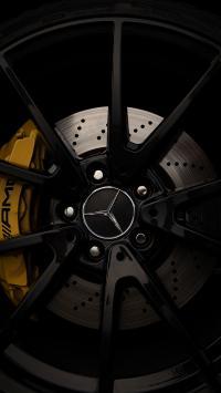轮胎 车胎 奔驰 logo 车标