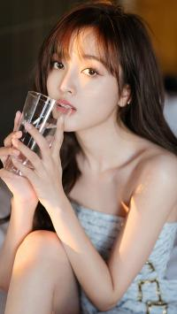 吴宣仪 歌手 偶像 性感 明星