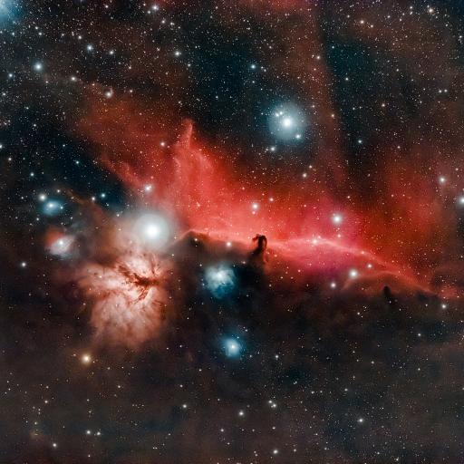 宇宙 星空 星云 银河 太空
