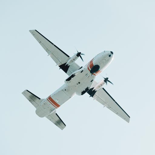 飞机 飞行 航空 螺旋桨
