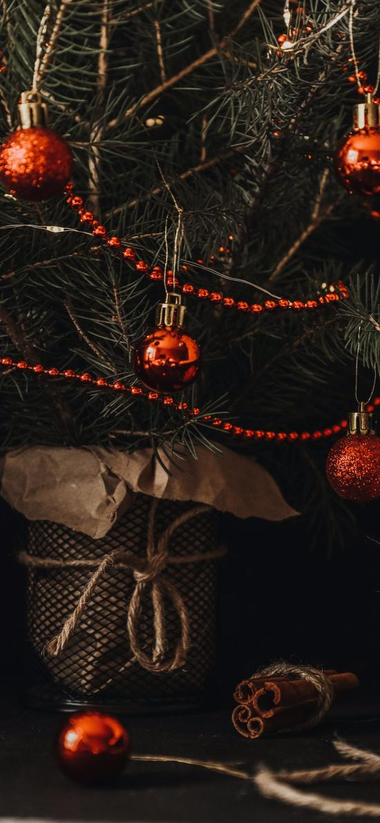 圣诞树 装饰 节日 挂件